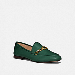 HELENA LOAFER - JADE - COACH G4804