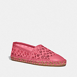 CLEO ESPADRILLE - ORCHID - COACH G4819