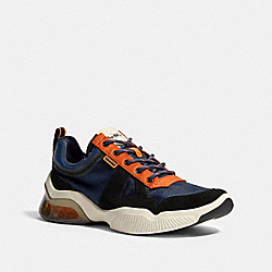 CITYSOLE RUNNER IN COLORBLOCK - ADMIRAL CLEMENTINE - COACH G4939