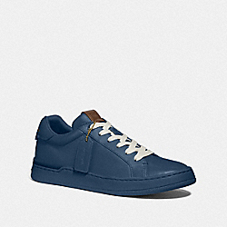 LOWLINE LUXE LOW TOP SNEAKER - ALMOST NAVY - COACH G5041