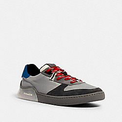 CITYSOLE COURT SNEAKER - WASHED STEEL - COACH G5115