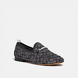 HARLING LOAFER - BLACK - COACH G5149