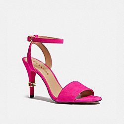 REGINA SANDAL - SHOCKING PINK - COACH G5166