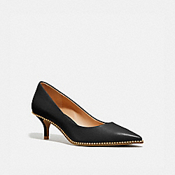 JACKIE PUMP - BLACK - COACH G5264