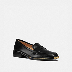 NELLI LOAFER - BLACK - COACH G5360