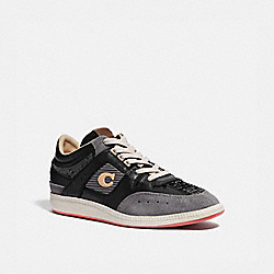 CITYSOLE MID TOP SNEAKER - BLACK - COACH G5559