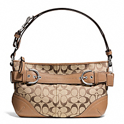 COACH SIGNATURE SOFT EAST/WEST DUFFLE - ONE COLOR - IR7077