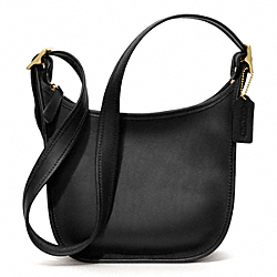 COACH JANICES LEGACY BAG IN LEATHER - BLACK - IR9950