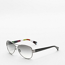 COACH KRISTINA SUNGLASSES - ONE COLOR - L012
