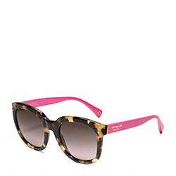 COACH CASEY SUNGLASSES - ONE COLOR - L035
