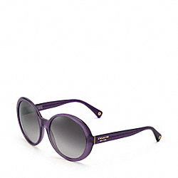 COACH PATTY - PURPLE - L036