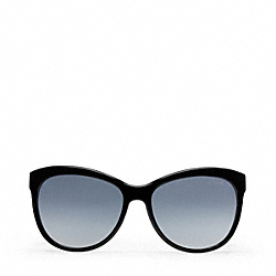 SAMANTHA SUNGLASSES - BLACK - COACH L051