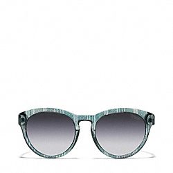 COACH ARIA - TEAL - L059