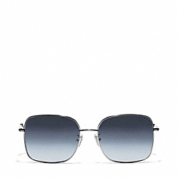 COACH MILLIE SUNGLASSES - GUNMETAL - L075