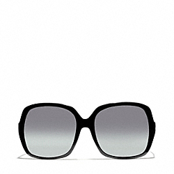COACH BLAKE SUNGLASSES - BLACK - L076
