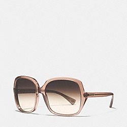 BLAKE SUNGLASSES - BROWN - COACH L076