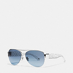 COACH ADDISON SUNGLASSES - D4X - L079