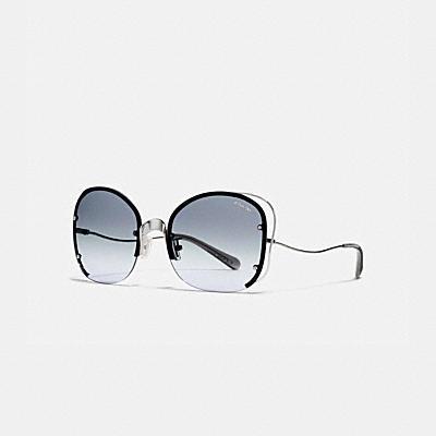 金屬裸線太陽眼鏡