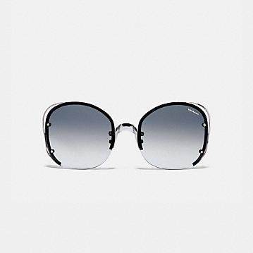 Coach Open Wire Sunglasses Coach WMhXUCL4