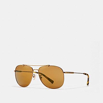 粗框航海太陽眼鏡