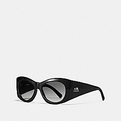COACH CHARLEY SUNGLASSES - BLACK - L106