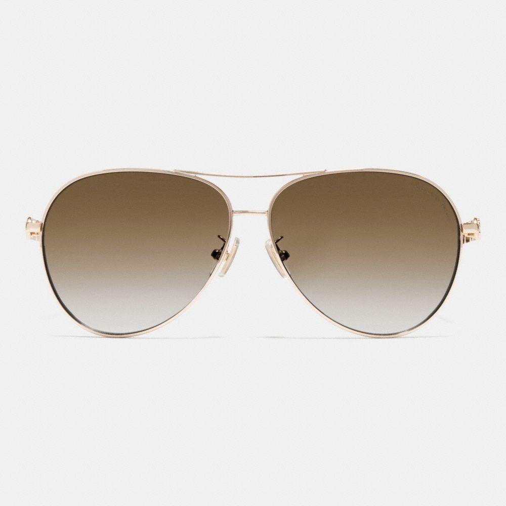 Hangtag Chain Sunglasses - Alternate View L1