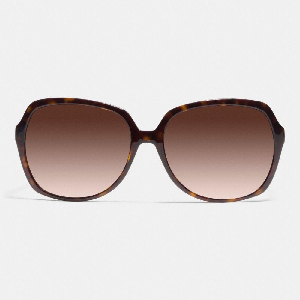 Whiplash Square Sunglasses - Alternate View L1