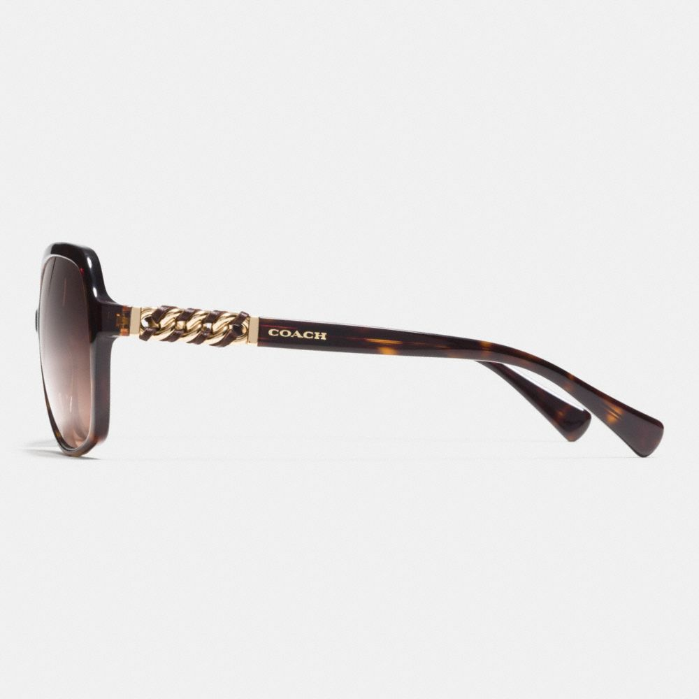 Whiplash Square Sunglasses - Alternate View L2