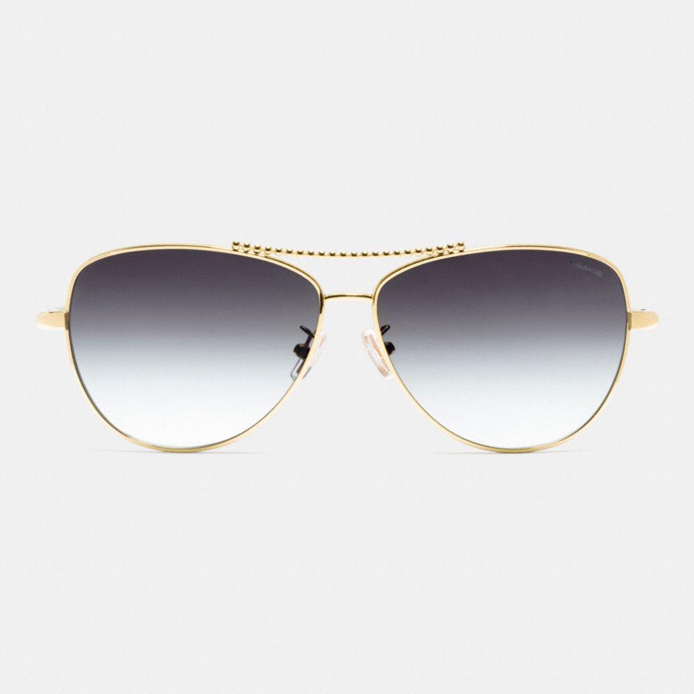 Beadchain Pilot Sunglasses - Alternate View L1