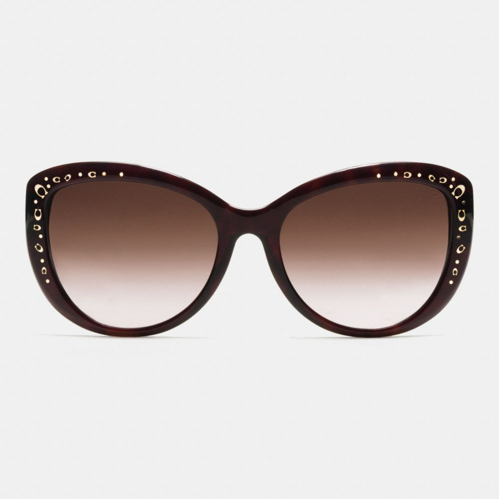 Signature Spray Cat Eye Sunglasses - Alternate View L1