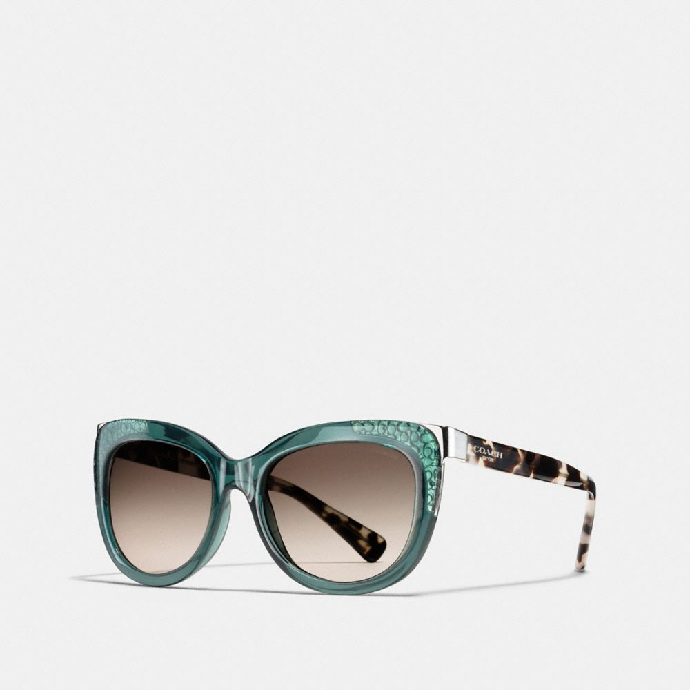 SIGNATURE SQUARE SUNGLASSES - Alternate View