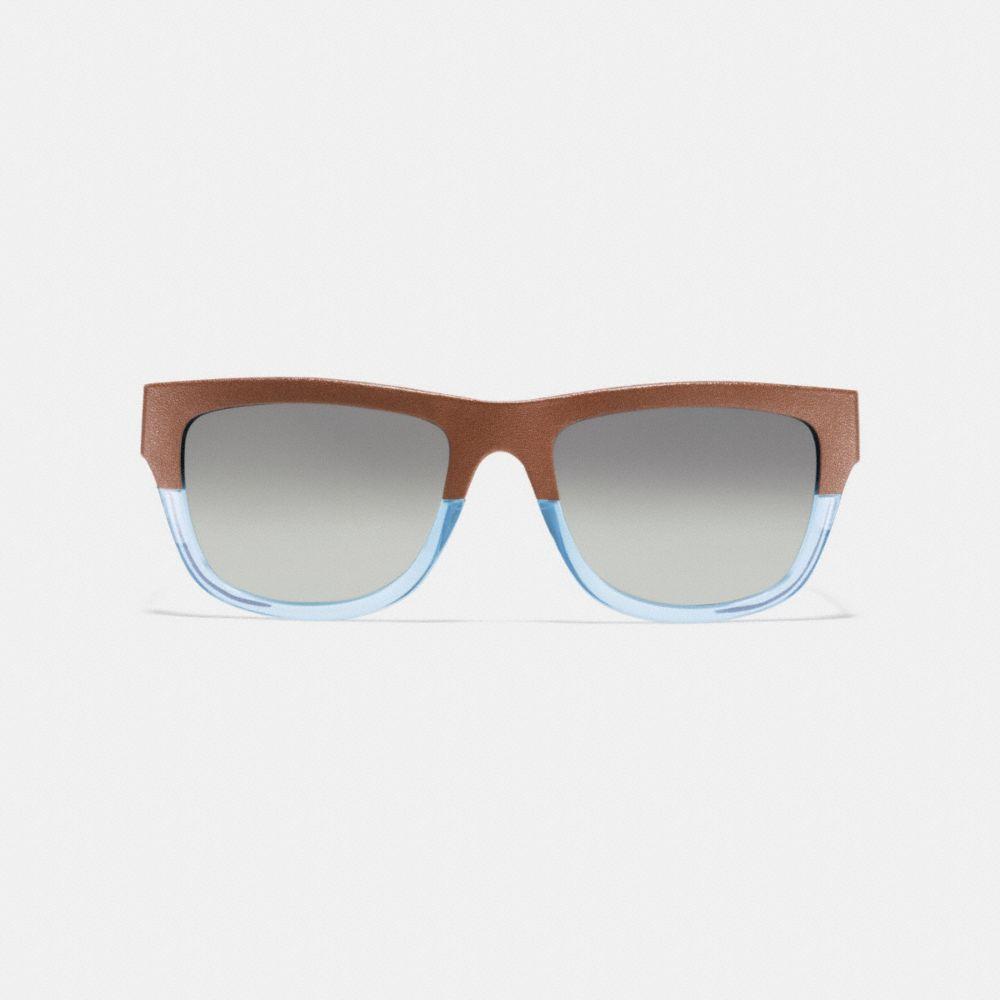 75th Anniversary Rectangle Sunglasses - Alternate View L1