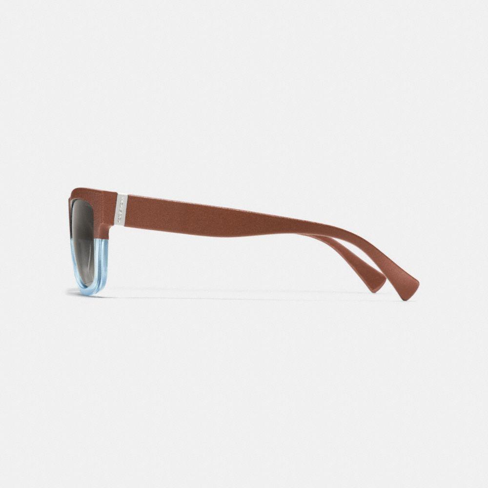 75th Anniversary Rectangle Sunglasses - Alternate View L2