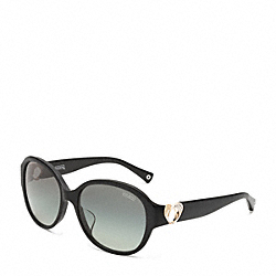 CLAIRE SUNGLASSES COACH L535