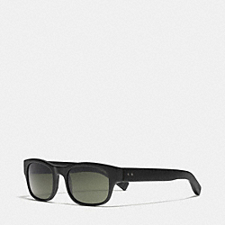 COACH SULLIVAN SUNGLASSES - MATTE BLACK - L604