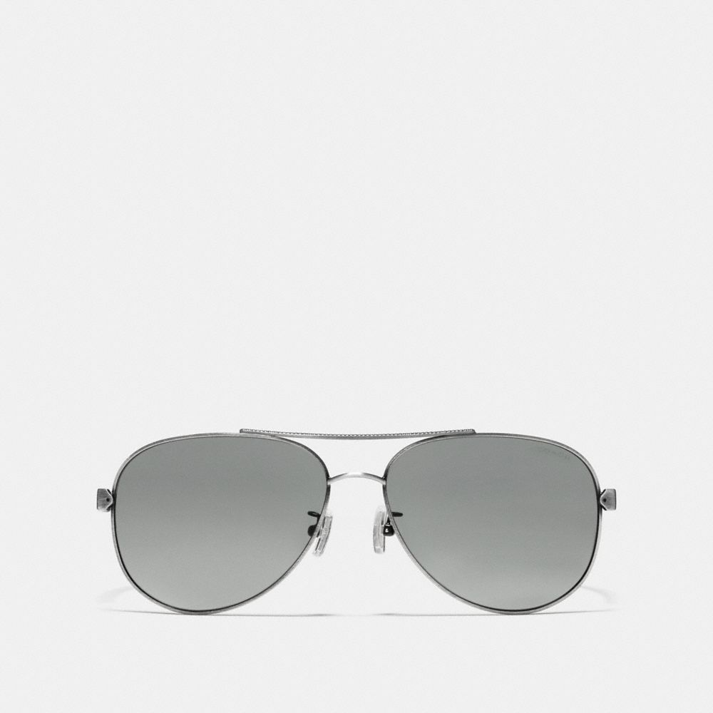 TAG TEMPLE PILOT SUNGLASSES - Alternate View