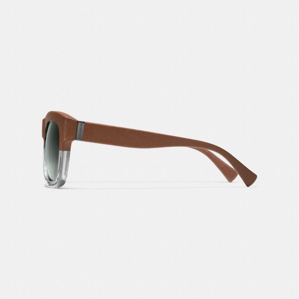 Coach 75th Anniversary Square Sunglasses Alternate View 2