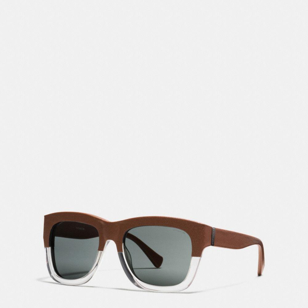 Coach 75th Anniversary Square Sunglasses