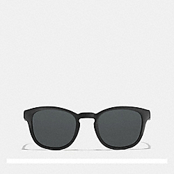 COACH BRADFORD SUNGLASSES - MATTE BLACK - L807