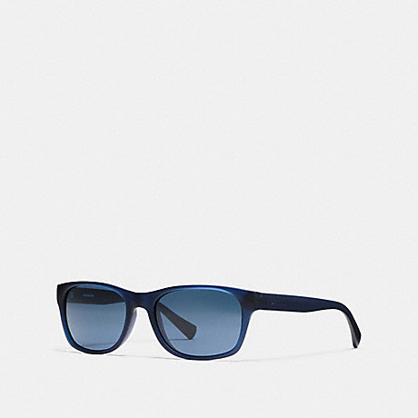 COACH ESSEX SUNGLASSES - MATTE NAVY - l808