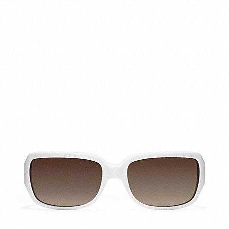 COACH l900 DELPHINE WHITE