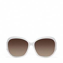 COACH ARABELLA SUNGLASSES - WHITE - L904