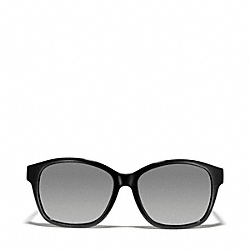 COACH TOPENGA SUNGLASSES - BLACK - L916