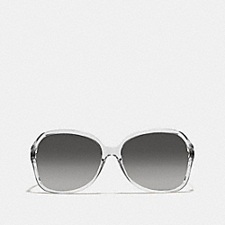 SELMA SUNGLASSES - CRYSTAL/BLACK - COACH L927