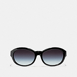 GISELLE SUNGLASSES - BLACK - COACH L928