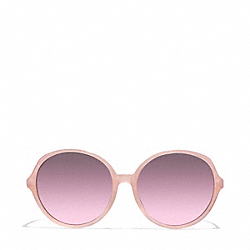 MABEL SUNGLASSES - PINK/DARK TORTOISE - COACH L929