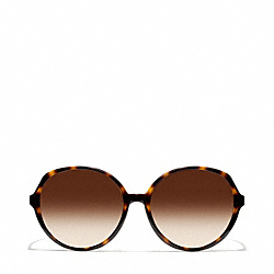 MABEL SUNGLASSES - DARK TORTOISE - COACH L929