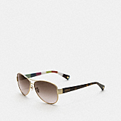 Kristina Polarized Aviator