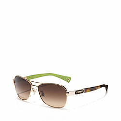 CAROLINA POLARIZED SUNGLASSES COACH LP038