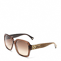 COACH LP042 - MEGAN POLARIZED ONE-COLOR